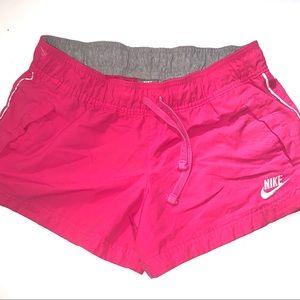 Nike Pink Athletic Shorts SZ M
